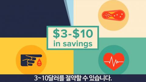 [KRPIA] 신약의 가치 2: 신약은 의료비를 절감시킵니다.